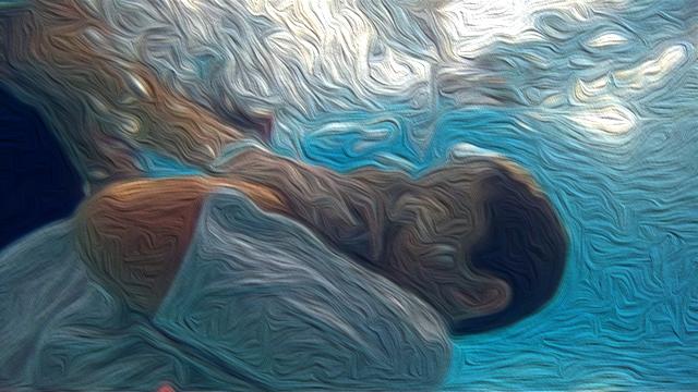 Dåp under vann