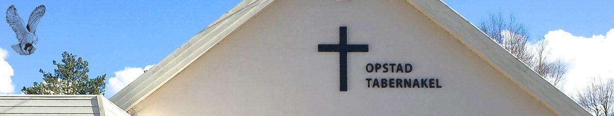 Opstad tabernakel